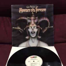 Discos de vinilo: ANGELES DEL INFIERNO - LO MEJOR DE ANGELES DEL INFIERNO LP. Lote 205331291