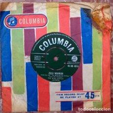 Discos de vinilo: THE MIKE COTTON JAZZMEN. THE TINKER/ ZULU WARRIOR. COLUMBIA, UK 1962 SINGLE. Lote 205331857