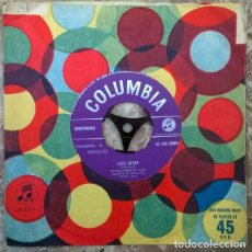 Discos de vinilo: RUSS CONWAY. LATE EXTRA/ THE RED CAT. COLUMBIA, UK 1957 SINGLE. Lote 205332186