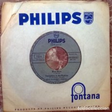 Discos de vinilo: BENNY GOODMAN, STARDUST/ CARAVAN/ BLUE SKIES/ SWINGTIME IN THE ROCKIES. PHILIPS, GERMANY. Lote 205332427