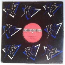 Discos de vinil: STEVE HARVEY - SOMETHING SPECIAL. 1983 PRESSURE SOUL FUNK UK 12''. Lote 205343517