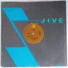 Discos de vinil: NIJEL - DANCE SO FINE. 1982 FANTASY DISCO FUNK USA 12''. Lote 205343617