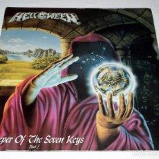 Discos de vinilo: LP HELLOWEEN - KEEPER OF THE SEVEN KEYS PART 1. Lote 205347661