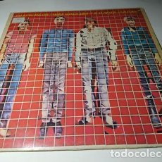 Dischi in vinile: LP - TALKING HEADS – MORE SONGS ABOUT BUILDINGS AND FOOD - LB 56532 ( VG+/ VG+ ) SPAIN 1984. Lote 205349167