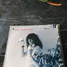 Discos de vinilo: WAVE. PATTI SMITH GROUP. ARISTA. LP. Lote 205350462