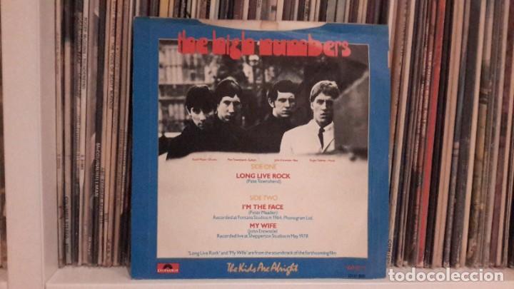 Discos de vinilo: WHO - LONG LIVE ROCK - Foto 2 - 205366720
