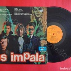 Discos de vinilo: LOS IMPALA. LP EDICION ORIGINAL 1968. BUEN ESTADO. Lote 205372896