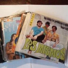 Discos de vinilo: LOTE DE DISCOS DE VINILOS POP EXTRANJEROS, Y ALGUNOS ESPAÑOLES. SINGLES. AÑOS 60-70.. Lote 205381368