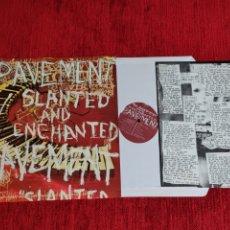Discos de vinilo: PAVEMENT LP SLANTED AND ENCHANTED EDICIÓN FRANCESA. Lote 205383741