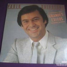 Discos de vinilo: PAOLO SALVATORE LP HISPAVOX PRECINTADO 1983 GRANDES EXITOS - LATIN POP - BALADA ITALIA 80'S. Lote 205388948