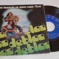 Discos de vinilo: DISCO VINILLO LAS DEBLAS. Lote 205391508