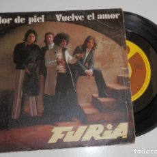 Discos de vinilo: DISCO VINILLO DE LA BANDA FURIA. Lote 205392248