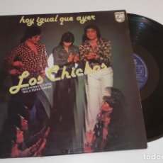 Discos de vinilo: DISCO VINILLO LP DE LA BANDA LOS CHICOS. Lote 205392565