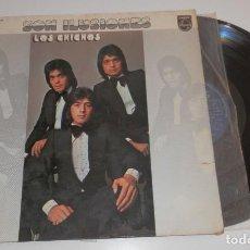 Discos de vinilo: DISCO VINILLO LP DE LA BANDA LOS CHICOS. Lote 205392650