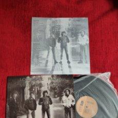 Discos de vinilo: LOS DEL RAYO LP MIEDO AL MIEDO NUEVO A ESTRENAR. Lote 205392720