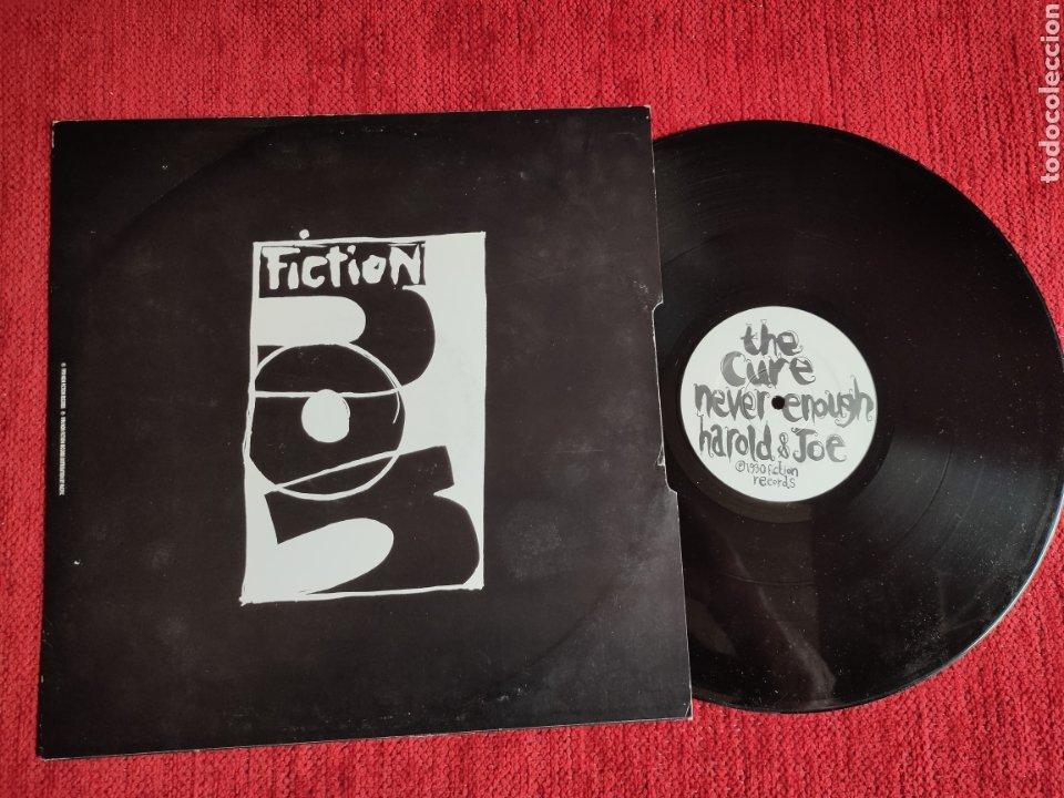 THE CURE/ LET'S GO TO BED 1990 NUEVO (Música - Discos de Vinilo - Maxi Singles - Pop - Rock Extranjero de los 90 a la actualidad)