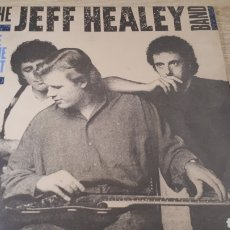 Discos de vinilo: THE JEFF HEALEY BAND SEE THE LIGHT. Lote 205394437