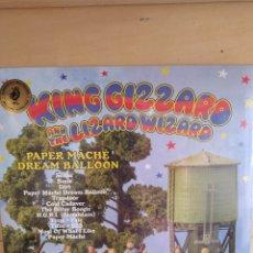 Discos de vinilo: KING GIZZARD AND THE LIZARD WIZARD–PAPER MÂCHÉ DREAM BALLOON . LP VINILO PRECINTADO. Lote 205395262