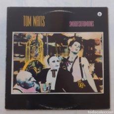 Discos de vinilo: TOM WAITS. SWORDFISHTROMBONES. ISLAND 5B 205774. ESPAÑA 1989. FUNDA VG+. DISCO EX.. Lote 205396177