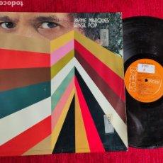 Discos de vinilo: JAYME MARQUES LP BRASIL POP 1978. Lote 205398090
