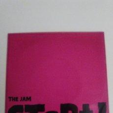 Disques de vinyle: THE JAM START / LIZA RADLEY ( 1980 POLYDOR UK ) PAUL WELLER. Lote 205398942