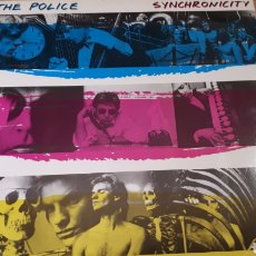 Discos de vinilo: THE POLICE SYNCHROICITY. Lote 205399345