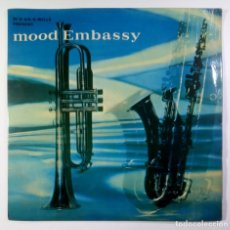 Discos de vinilo: JEAN GRUYER - MOOD EMBASSY - EP UK 19675 - W.D&H.O.WILLS. Lote 205402170