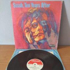 Discos de vinil: TEN YEARS AFTER - SSSSH. Lote 205404180