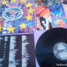 Discos de vinilo: LP ORIGINAL U2 ZOOROPA. AÑO1993. SPAIN 74321 15371 1. ISLAND .MUY DIFICIL EN FORMATO VINILO+ENCARTES. Lote 205407425