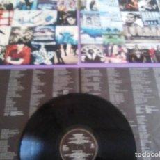 Discos de vinilo: GENIAL LP.ORIGINAL U2.ACHTUNG BABY.SELLO ISLAND.212110 5F.SPAIN1991+ENCARTE+LETRAS INGLES&CASTELLANO. Lote 205409078