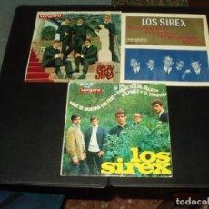 Discos de vinilo: LOTE 3 EP'S SIREX. Lote 205431860
