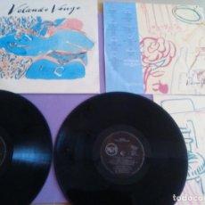 Disques de vinyle: DOBLE LP RARISIMO CAMARON DE LA ISLA KIKO VENENO MORENTE KETAMA RAY HEREDIA ETC -VOLANDO VOY.... Lote 205433267