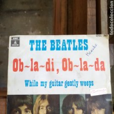 Discos de vinilo: THE BEATLES. Lote 205439143