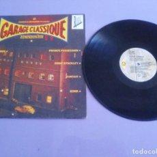 Discos de vinilo: JOYA LP, COMPILATION. VARIOUS – GARAGE CLASSIQUE. SELLO: 4TH & BROADWAY – BRLP 528. AÑO 1989. UK.. Lote 205441793