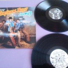 Discos de vinilo: DOBLE LP PUNK ORIGINAL 1979.SHAM 69 - THE ADVENTURES OF HERSHAM BOYS - POLYDOR POLD 5025 2442 165 UK. Lote 205444766