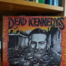 Discos de vinilo: DEAD KENNEDYS GIVE ME CONVENIENCE OR GIVE ME DEATH. Lote 205446446