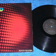 Discos de vinilo: AVIADOR DRO SPAIN MAXI SINGLE ORIGINAL 1983 AMOR INDUSTRIAL ELECTRONIC SYNTH POP MINIMAL EXCELENTE !. Lote 205446456