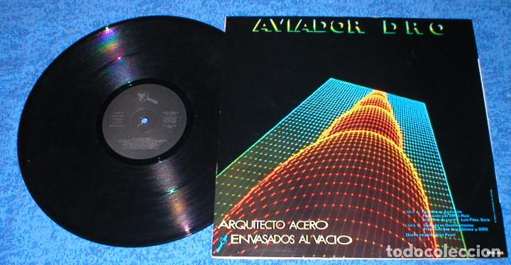 Discos de vinilo: AVIADOR DRO SPAIN MAXI SINGLE ORIGINAL 1983 AMOR INDUSTRIAL ELECTRONIC SYNTH POP MINIMAL EXCELENTE ! - Foto 2 - 205446456