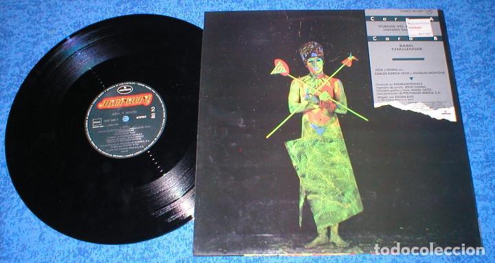 Discos de vinilo: AZUL Y NEGRO SPAIN MAXI SINGLE ORIGINAL 1986 VUELVA USTED MAÑANA ELECTRONIC SYNTH POP BUEN ESTADO - Foto 2 - 205447518