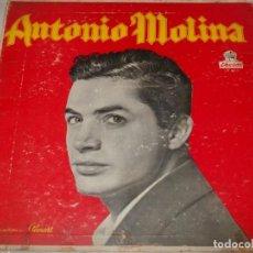 Discos de vinilo: LP ANTONIO MOLINA-EDICION CUBANA. Lote 205451800