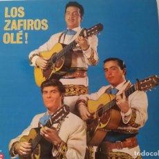 Discos de vinilo: GRANDE DISCO DE VINYL DOS ,LOS ZAFIROS OLE. Lote 205455472