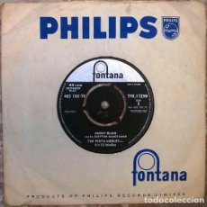 Discos de vinilo: JIMMY BLAIR. THE PERTH MEDLEY/ DE'IL AMANG THE TAILORS/ PRIDE OF ERIN WALTZ. FONTANA, UK 1960 EP. Lote 205456318