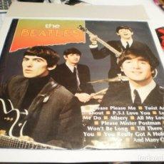 Discos de vinilo: LP THE BEATLES. BRS ECC (SIN FECHA) DISCO PROBADO Y BIEN. Lote 205459030
