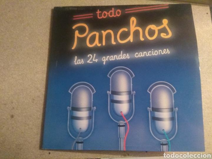 Discos de vinilo: Album vinilos todo panchos - Foto 2 - 205459827