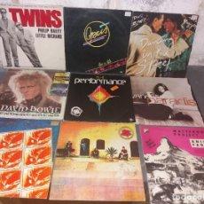Discos de vinilo: LOTE 2 DE LP Y MAXI VARIADOS. Lote 205462022