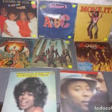 Discos de vinilo: LOTE 5 DE LP Y MAXI VARIADOS. Lote 205462160