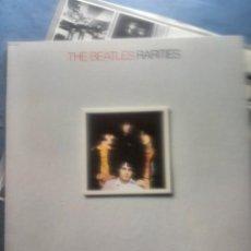 Discos de vinilo: THE BEATLES - RARITIES PRESSING, 1ST COVER USA 1980. Lote 205463121