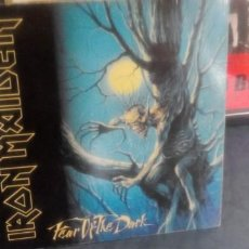 Discos de vinilo: IRON MAIDEN - FEAR OF THE DARK 2XLP ALBUM 1992. Lote 205465211