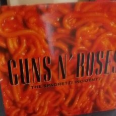 Discos de vinilo: GUNS N' ROSES ‎THE SPAGHETTI INCIDENT 1993. Lote 205465300