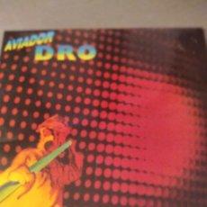 Discos de vinilo: MAXI SINGLE DISCO LP EL AVIADOR DRO. AMOR INDUSTRIAL. 1983. Lote 205473493